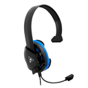 Auriculares Gamer Turtle Beach Recon Chat Negro