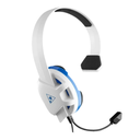 Auriculares Gamer Turtle Beach Recon Chat Blanco