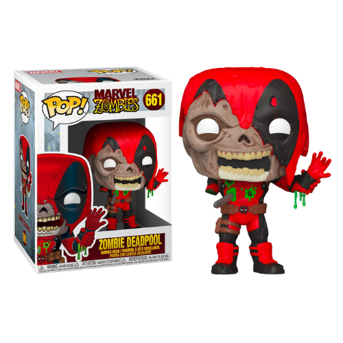 [INN03156] Muñeco Funko Pop de Zombie DeadPool