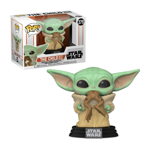 [INN03162] Muñeco Funko Pop The Child with Frog Star Wars