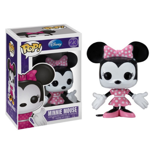 [INN03169] Muñeco Funko Pop de Minnie Mouse Disney