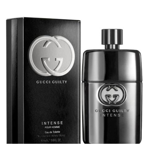 [INN03213] Colonia Gucci Guilty Intense Pour Homme 90ml Hombre