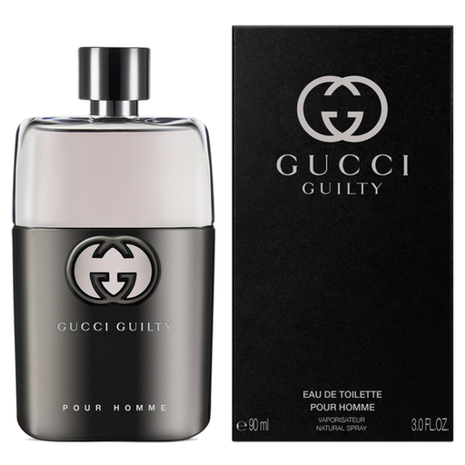 [INN03214] Colonia Gucci Guilty Pour Homme 90ml Hombre