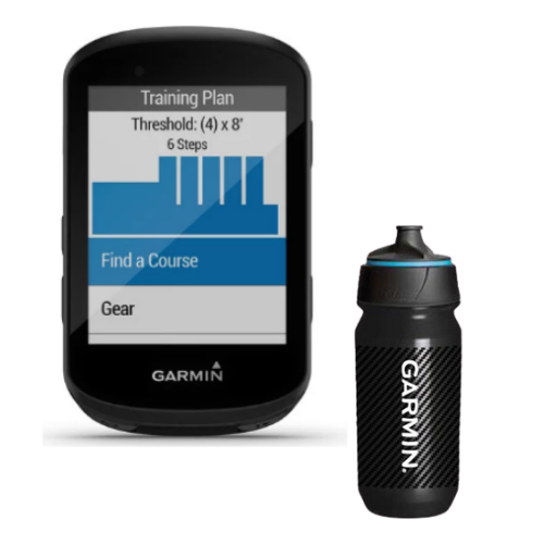 [INN03388] Combo Ciclocomputador Garmin Edge 530 + Botella Garmin Carbon 500 ML