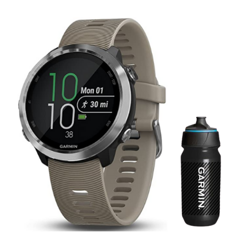 [INN03403] Combo SmartWatch Garmin Forerunner 645 + Botella Garmin Carbon 500 ML