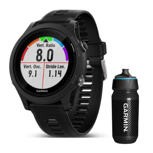 [INN03416] Combo SmartWatch Garmin Forerunner 935 + Botella Garmin Carbon 500 ML