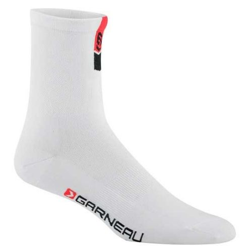 [INN03860] Medias Garneau Conti Long Blanco 3 Pares Pack