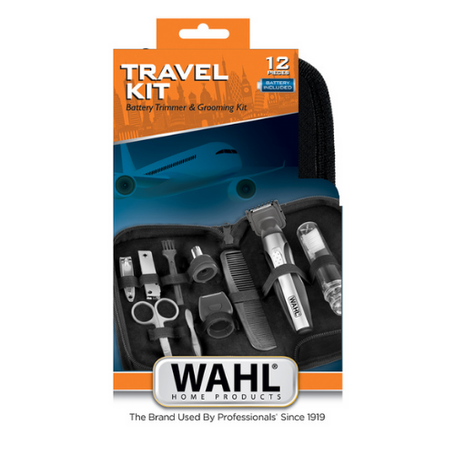 [INN04381] Detallador de Cabello Wahl Personal Travel Kit 5604-208