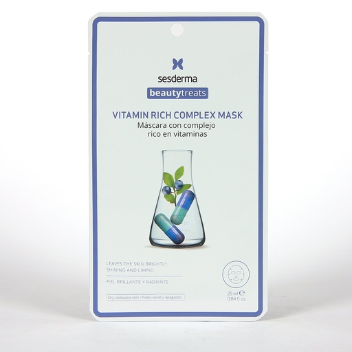 [INN06316] Sesderma Mascarilla Beauty Treats Vitamin Rich Complex