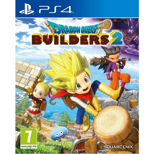 [INN0436] Juego Sony PS4 Dragon Quest Builders 2