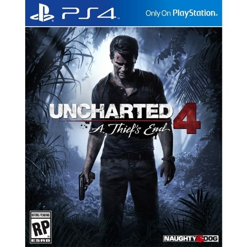 [INN0460] Juego Sony Uncharted 4: A Thief's End PlayStation 4