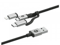 [INT4004] Mophie - Cable USB - 1mts. Black