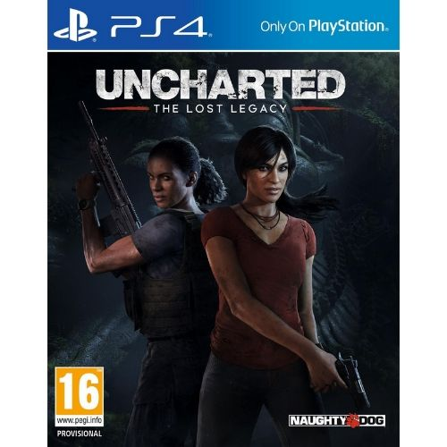 [INN0502] Juego Sony Uncharted: The Lost Legacy PlayStation 4