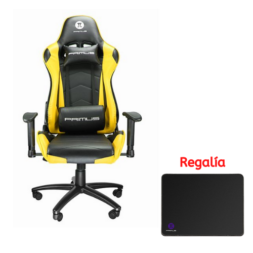 [INT4450] Silla Primus Gaming 100T PCH-102YL