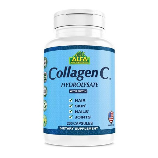 [INN0834] Collagen C Alfa 200 Capsulas