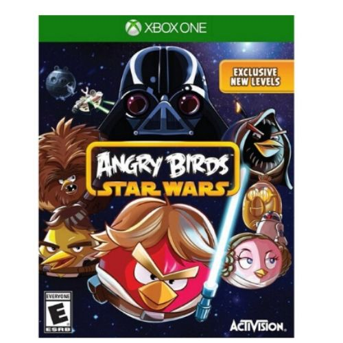 [INN0619] Juego Xbox Angry Birds Star Wars ACT