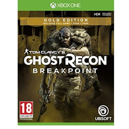 [INN0620] Juego Xbox One Tom Clancy's Ghost Recon BreakPoint UBI