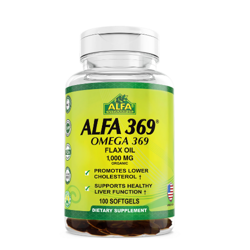 [INN0725] Vitaminas Alfa 369