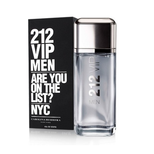 Colonia Carolina Herrera 212 VIP Men 100 ml / 200 ml Hombre